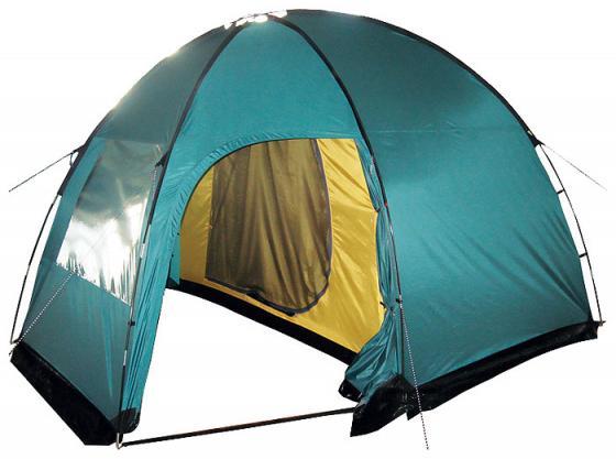 Форма туристической палатки.