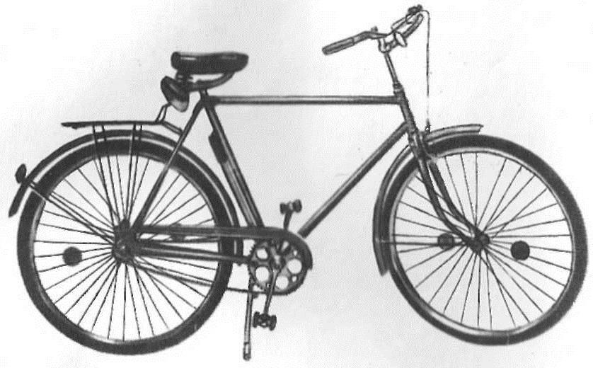 """Велосипед дорожный для взрослых """"Сура-2"""" 111-521."""
