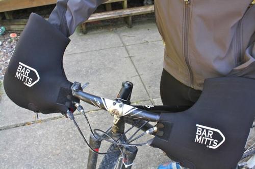 Рукавицы для велосипеда.