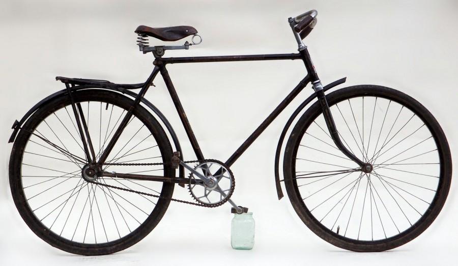 """Велосипед для взрослых ЖВЗ В-110 """"Прогресс""""."""