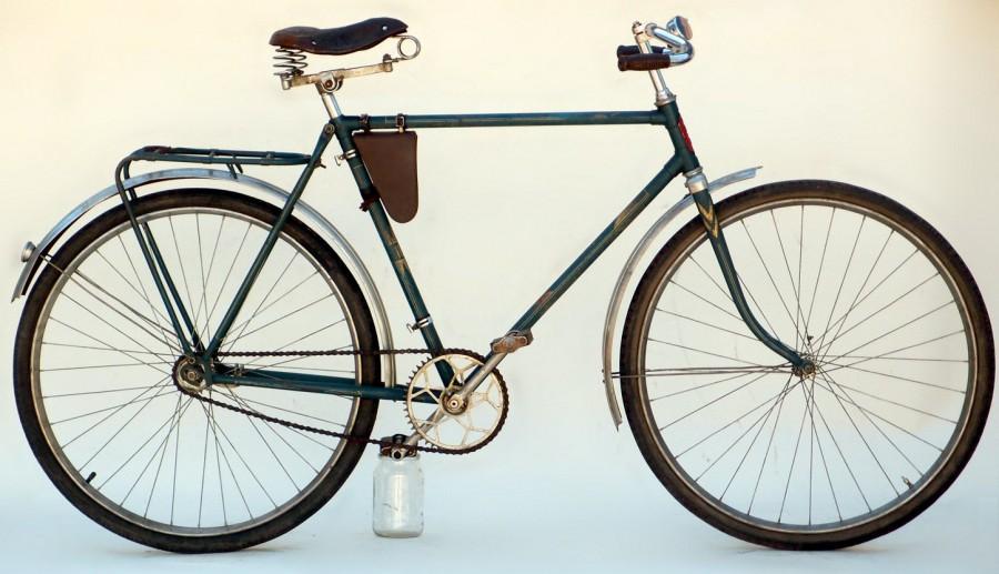 Велосипед для взрослых 10 - В ЗИФ.
