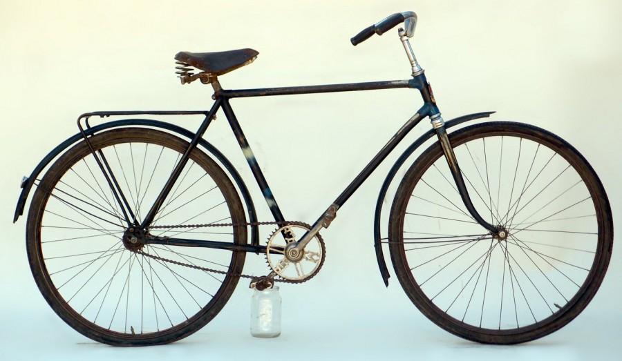 Велосипед дорожный МВЗ В-16 Минск.