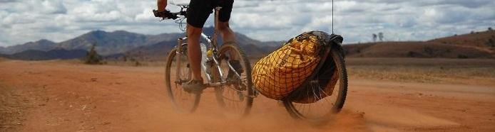 Ненужные вещи в велопоходе.