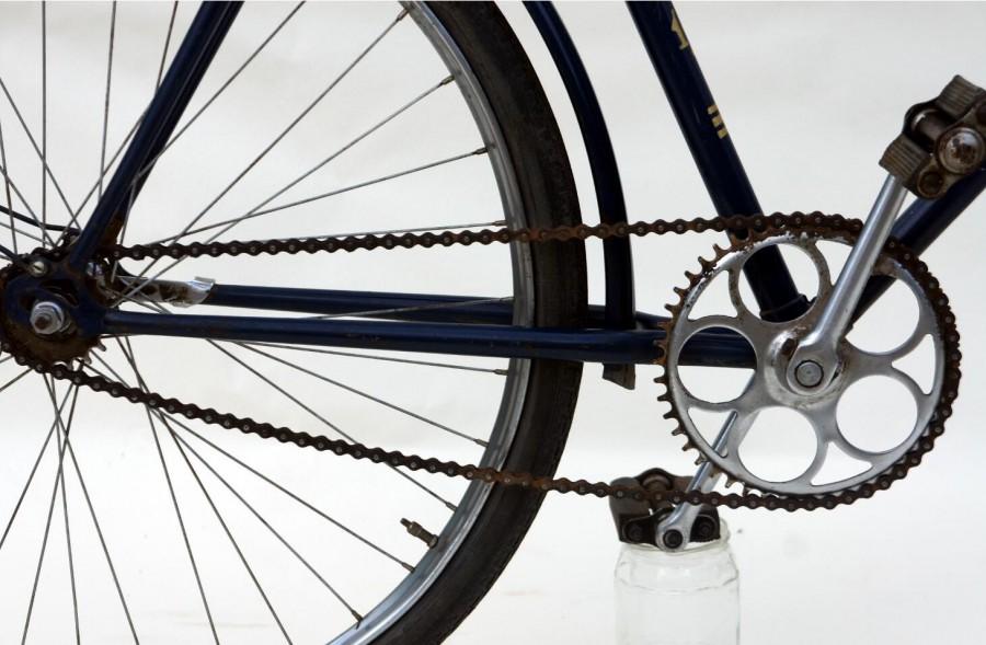 """Дорожный мужской велосипед В-124 """"Урал"""""""