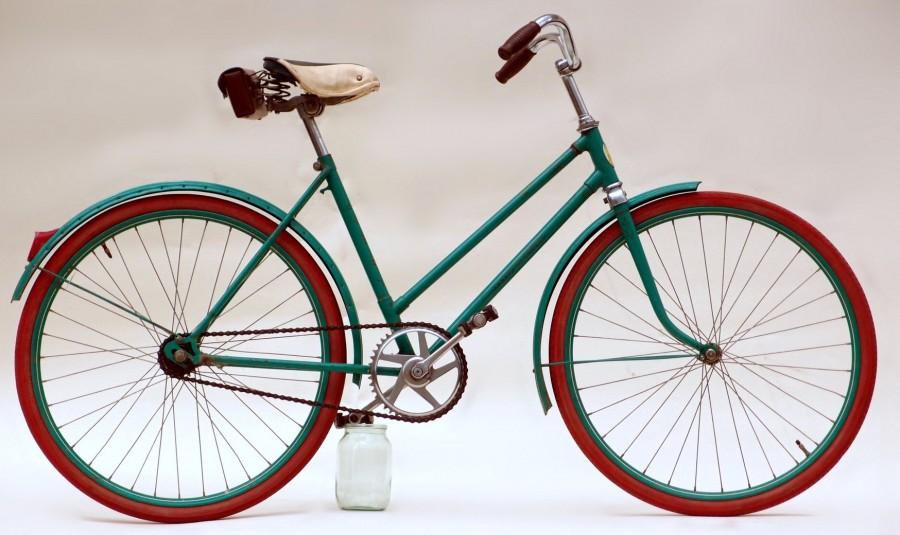 """Велосипед В-82 """"Ласточка"""" (""""Kregzdute"""")"""