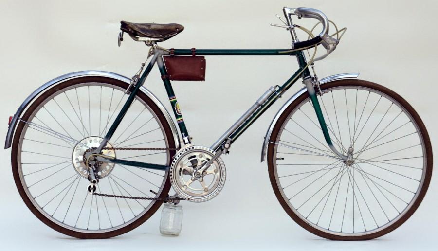 "Спортивно-туристический велосипед В-542-01 ""Спорт""."