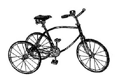 Детский комбинированный велосипед Д – 2