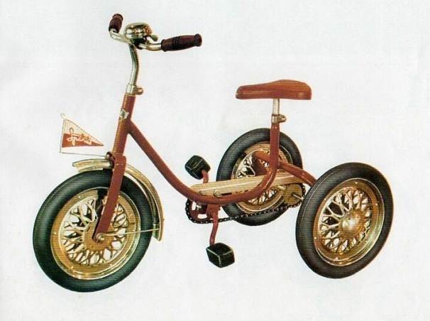 "Детский велосипед ""Спарите"""