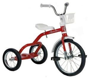 Как выбрать трехколёсный велосипед для ребёнка