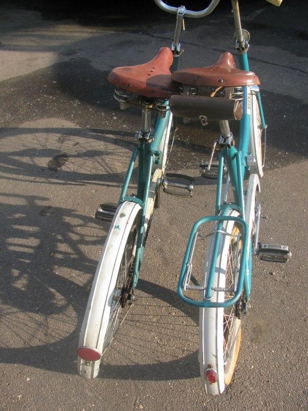"""Велосипед складной """"Десна"""" В-849"""