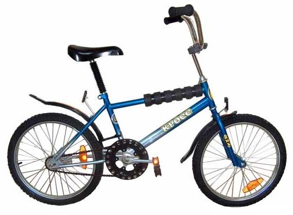 """Велосипед спортивно-игровой """"Кросс"""" 178-111 и 178-112."""