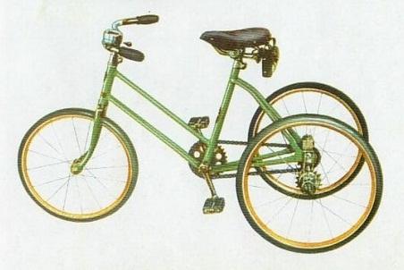 Вилка для велосипеда своими руками