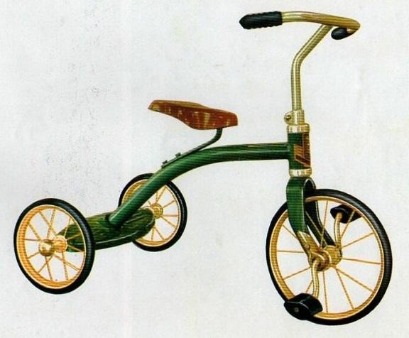 Трёхколёсный детский велосипед ВД – 2