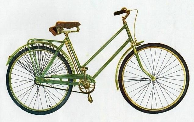 Женский велосипед В-21В