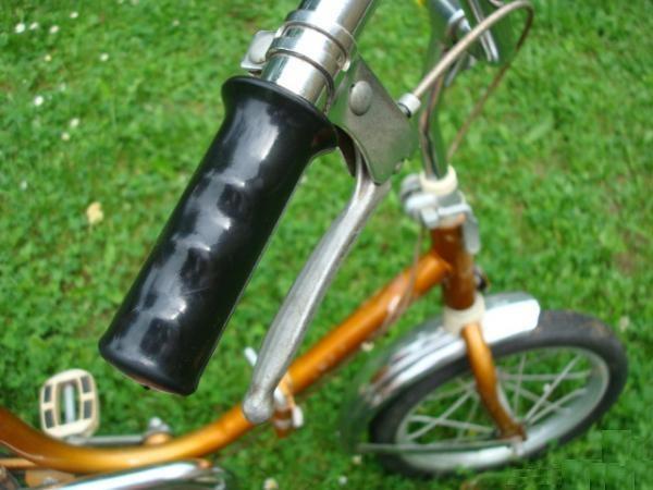 """Детский складной велосипед """"Дружок"""""""