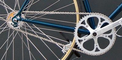Езда на односкоростном велосипеде