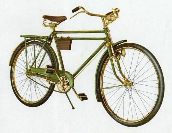 """Велосипед для взрослых В-128 """"Дружба"""""""