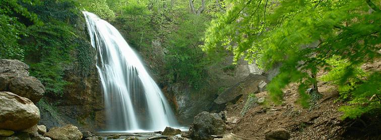 Пешеходный поход по Крыму – Водопады ведут к вершине