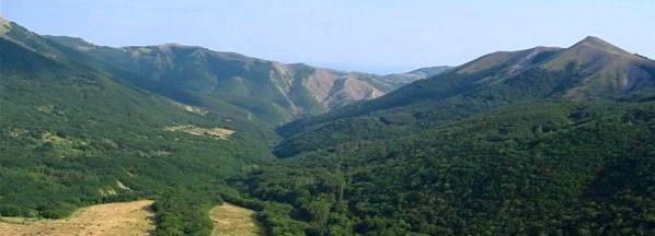Пеший поход по Крыму Дорога в маленький рай