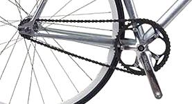 Преимущества велосипеда с одной передачей