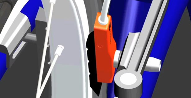 ABS для велосипеда Slidepad