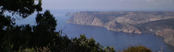 Пешие походы по Крыму 2013