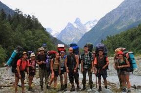 Организация отдыха и быта в пеших походах