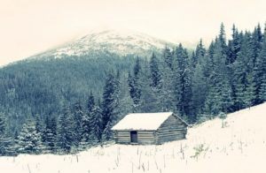 Восхождение на гору Говерла на Новый год