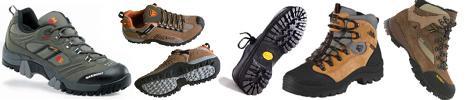 Выбор обуви для горного похода