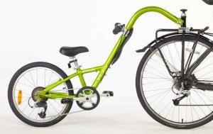 Катаемся на велосипеде вместе с родителями