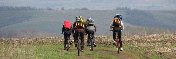 Хватит ли сил участвовать в велопоходе