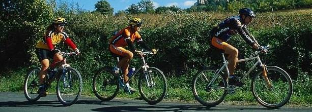 Уровень сложности велотуров