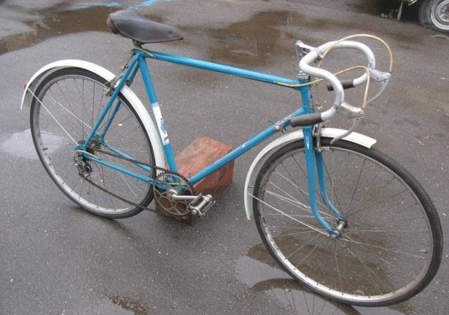 """Легкодорожный велосипед В-39 """"Спутник"""""""