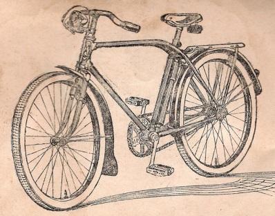 """Подростковый велосипед для мальчиков МВЗ В-72 """"Орленок"""""""