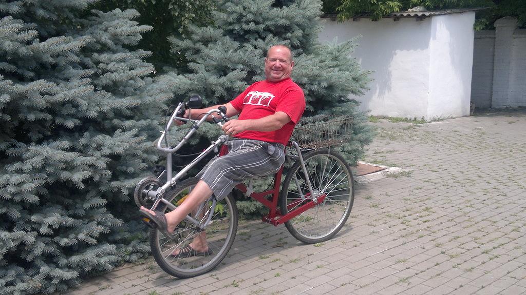 Изобретатель велосипедов из Таганрога