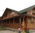 Жилье для велосипедистов в Косовском районе Карпат