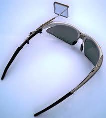 Зеркало заднего вида для велотуриста