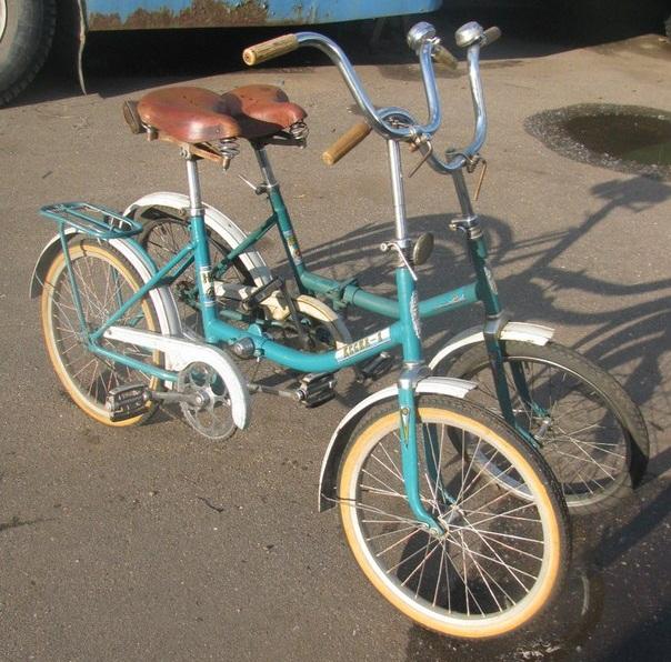 """Велосипед складной ЖВЗ """"Десна"""" В-849"""