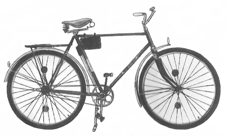 """Велосипед для взрослых ЖВЗ """"Десна"""" 111 – 212"""