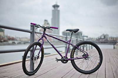 Путешествие по Европе на велосипеде