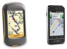 Что выбрать - смартфон или GPS навигатор?