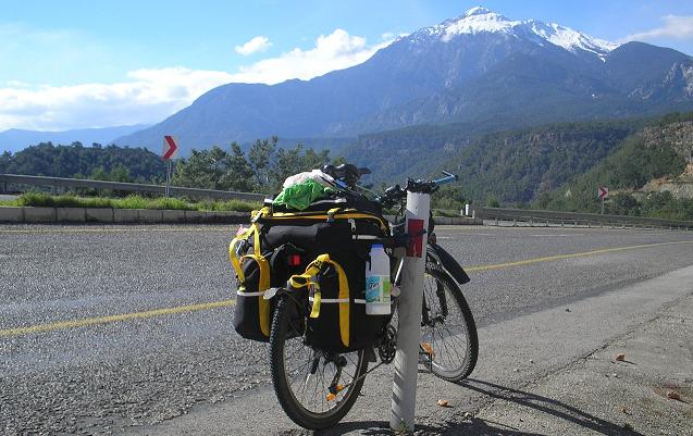 Куда в августе поехать на велосипеде