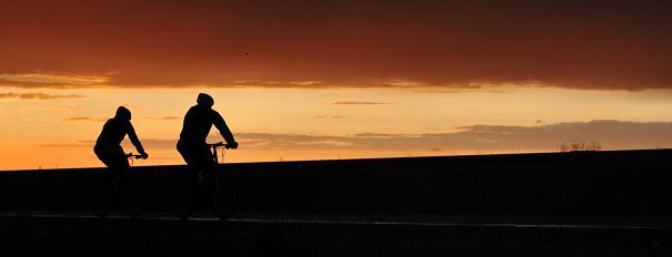Куда в январе поехать на велосипеде