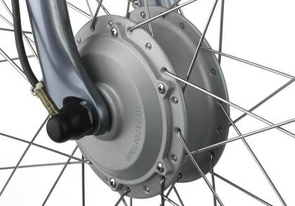 Системы управления мотор колесом на электровелосипеде