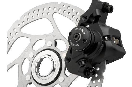 Как выбрать гидравлические дисковые тормоза для велосипеда