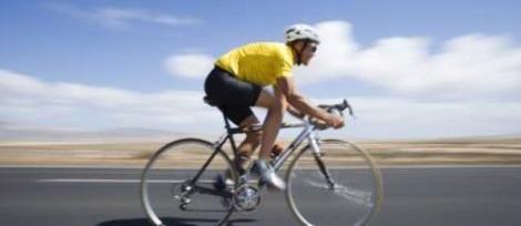 От чего у велосипеда зависит скорость