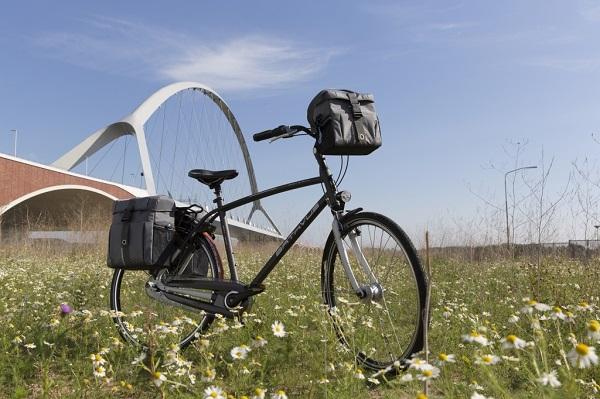 Голландские сумки для велосипеда New Looxs