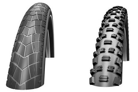 Установка более агрессивной покрышки на переднее колесо велосипеда