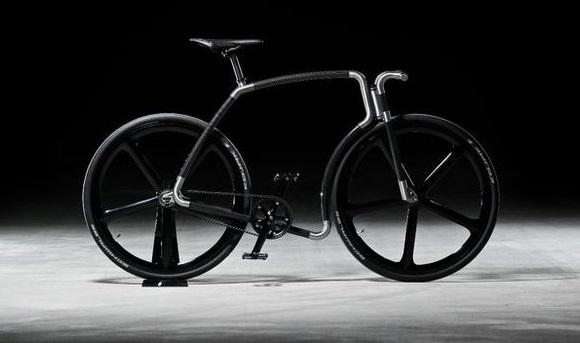 Карбоновый велосипед Viks за 3000 долларов