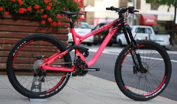 Короткоходовая подвеска велосипеде Commencal Meta SX 2015